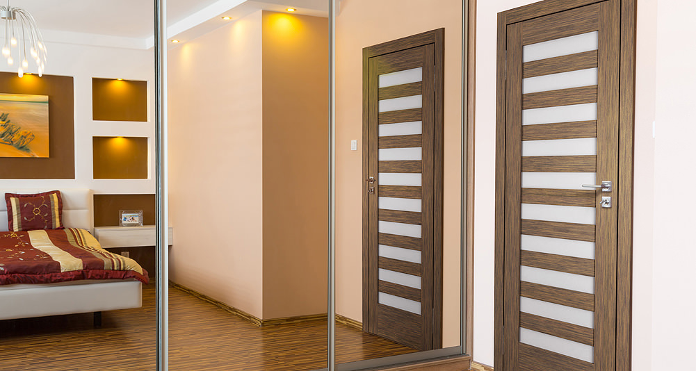 French Modern Doors