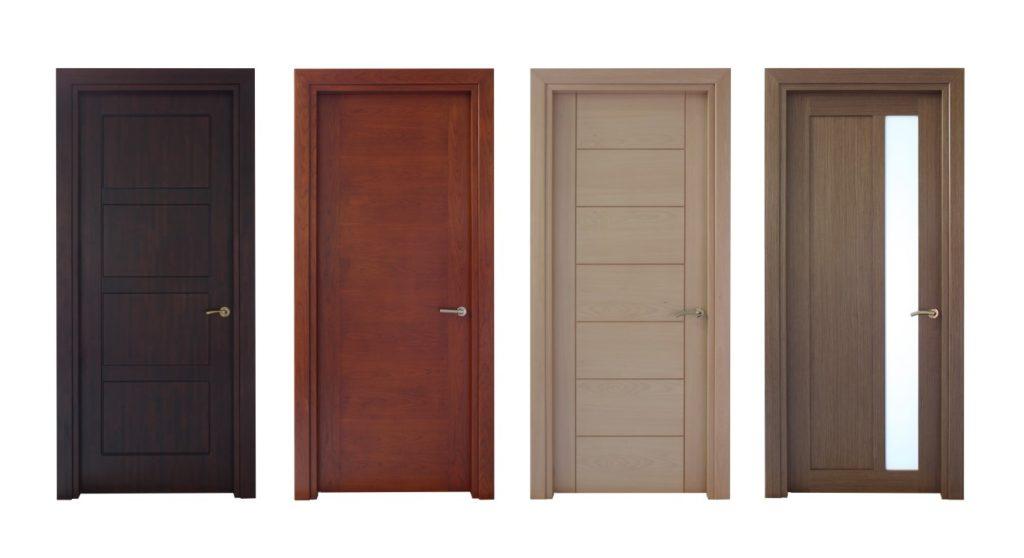 Four Types of Modern Interior Doors