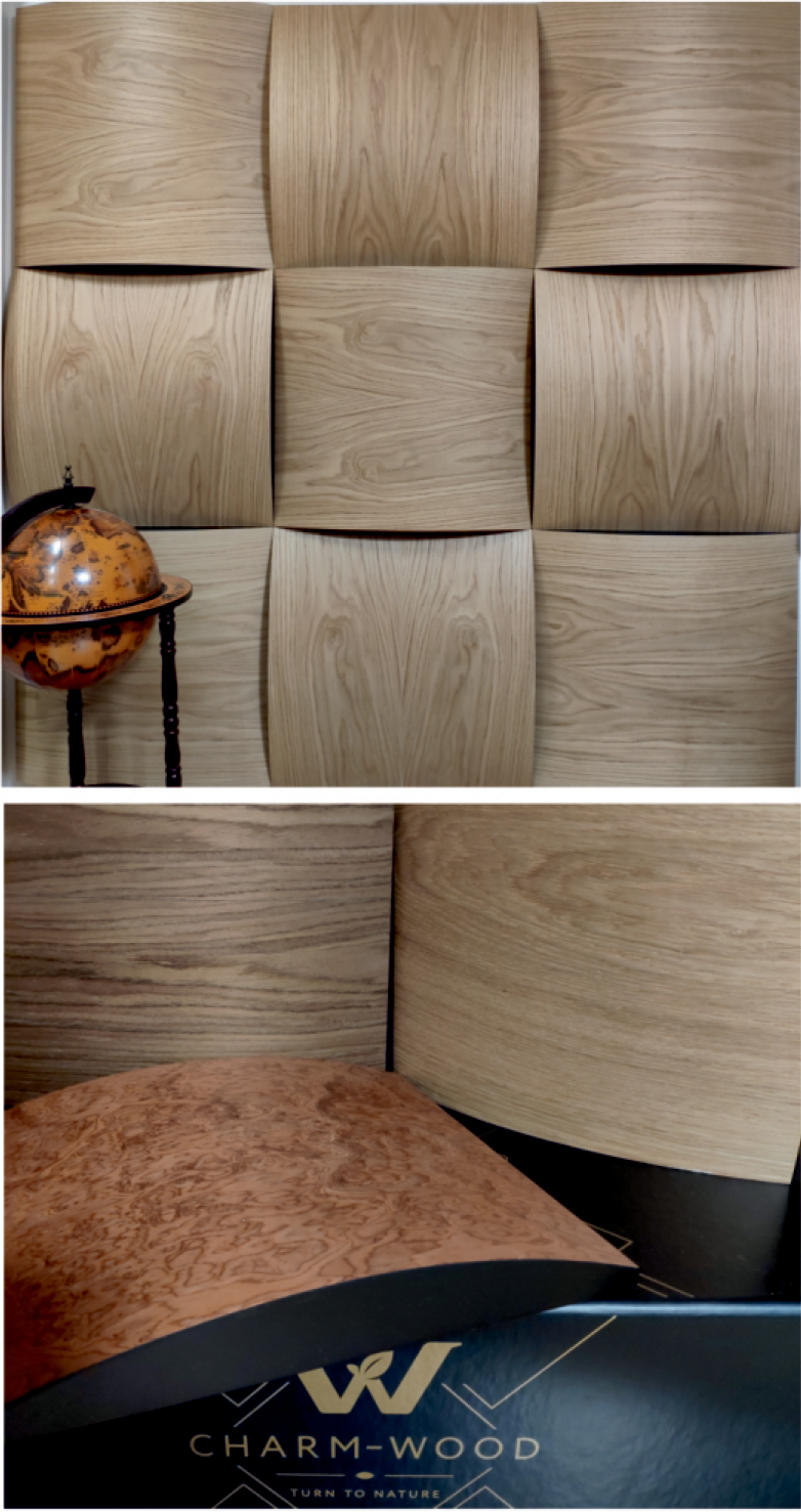 Wooden Wall Panels - The Door Boutique